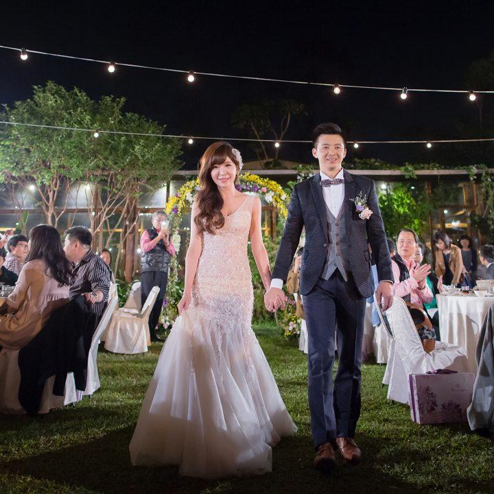 婚攝|四葉草戶外婚禮 SAM+MICHELLE