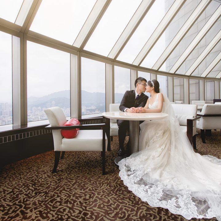 婚攝|四葉草婚禮紀錄  昱呈+芳儀 台北遠企飯店