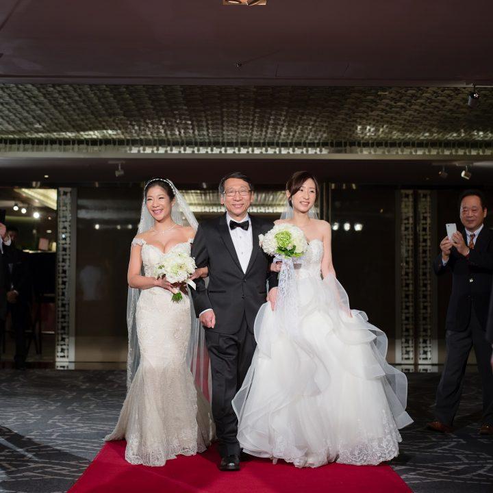 婚攝|四葉草雙攝婚禮紀錄  晶華雙喜