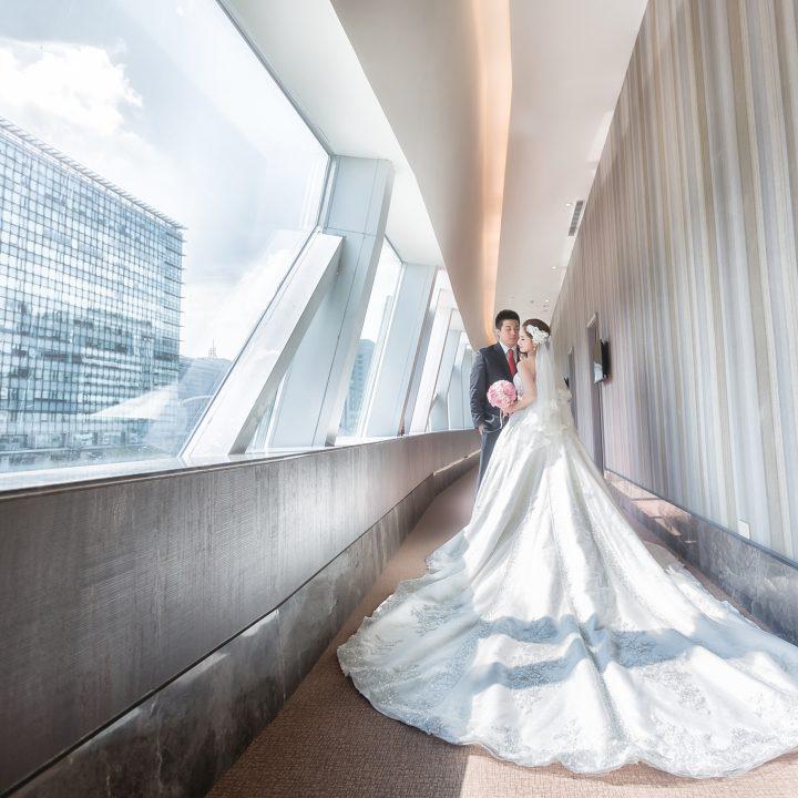 婚攝|四葉草婚禮紀錄  俊賢+汶欣 南港雅悅文華館