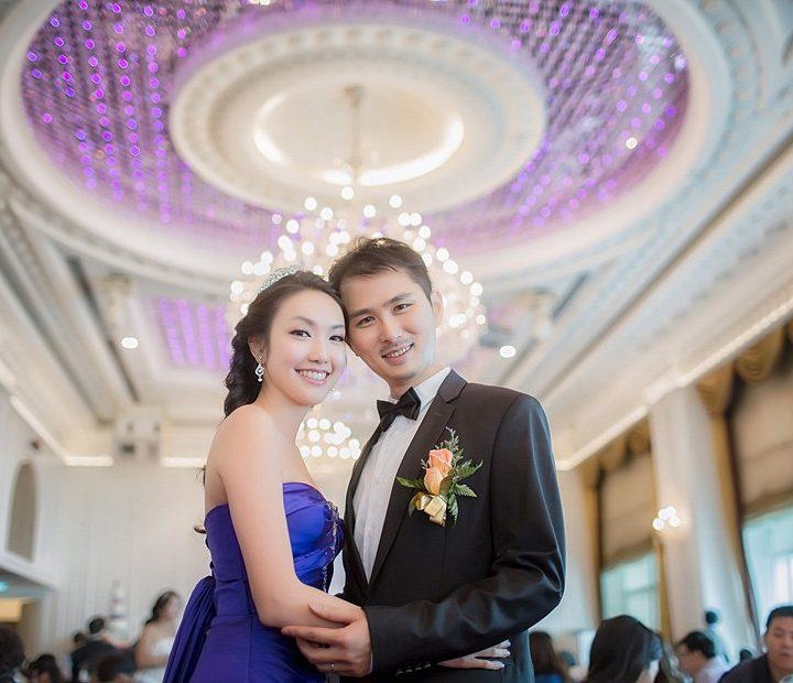 婚攝|四葉草婚禮紀錄  Xin & Christy