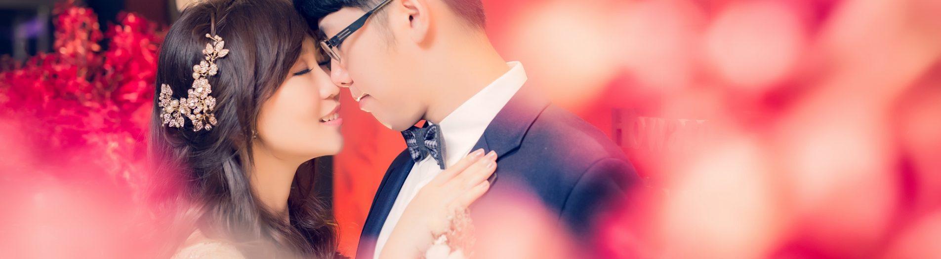 台北婚攝|婚禮紀錄  Howard+Abby  台北福華蓬萊邨