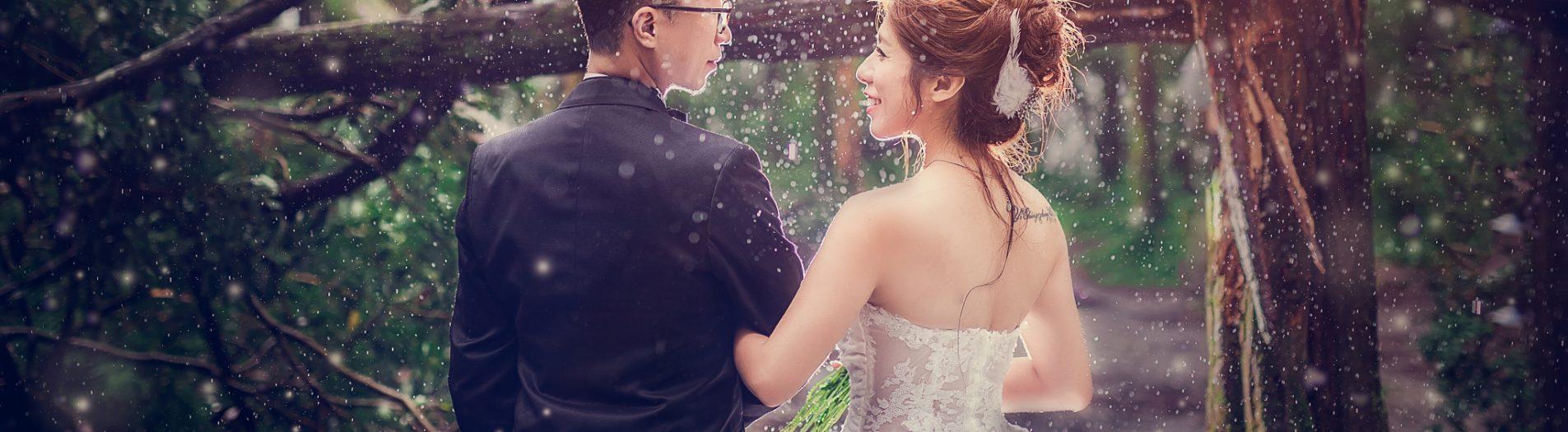 自主婚紗/自助婚紗|榮新+懿菁