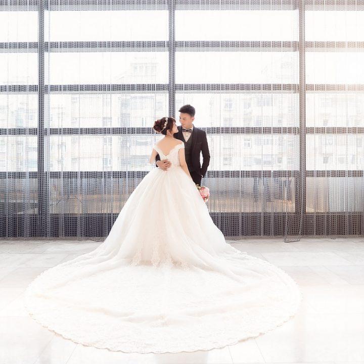 台北婚攝|婚禮紀錄  Ash & Gigi 台北萬豪酒店