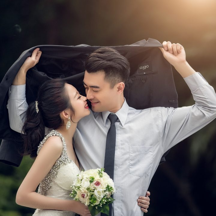 四葉草風格自主婚紗 |松山菸廠