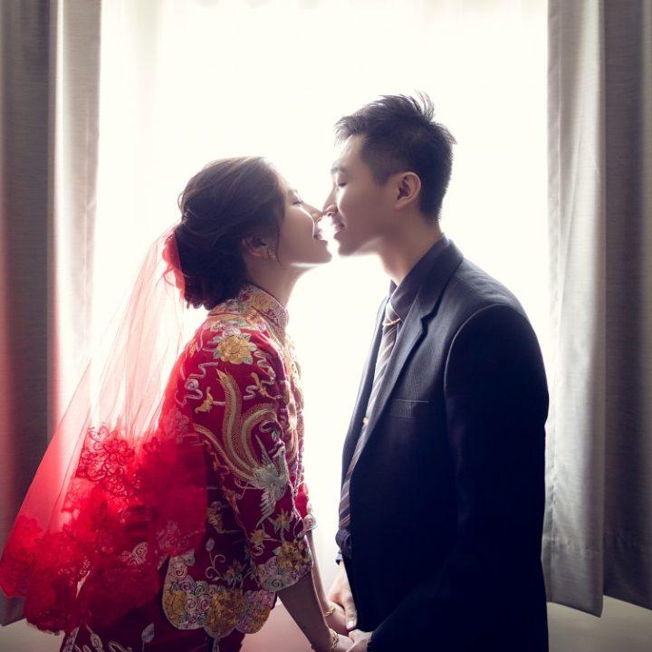 台北婚攝婚禮紀錄|Alex + Phoebe|台北花園大酒店