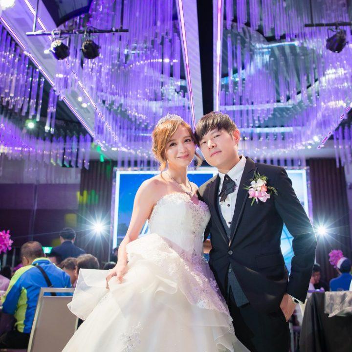 台北婚攝婚禮紀錄|鎮名+軒玉|新莊典華