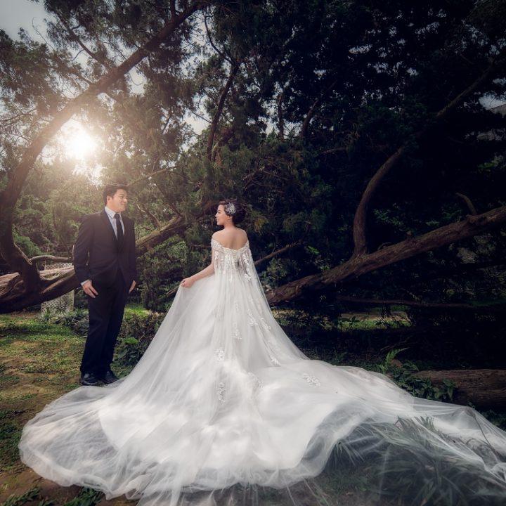 自主婚紗/婚禮紀錄  Howard + April
